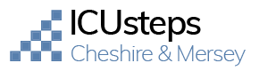ICUsteps Cheshire and Mersey Logo