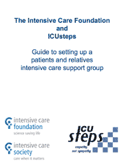 Support group guidance cover